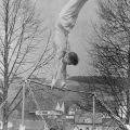 1957 auf dem Schützenplatz